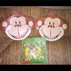 "Party Supplies ""Monkey"""